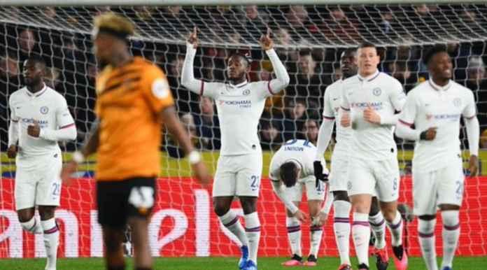 Hasil Hull City vs Chelsea di Piala FA - Michy Batshuayi