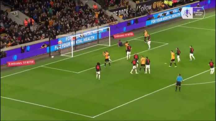 Hasil Piala FA - Wolves vs Manchester United