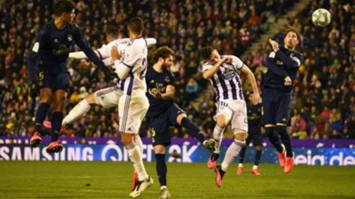 Hasil Real Valladolid vs Real Madrid di Liga Spanyol