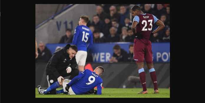 Nasib Baik Leicester di Liga Inggris Mungkin Usai, Top Skornya Cedera