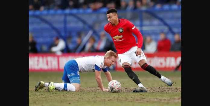 Manchester United Luar Biasa, Tiga Gol Enam Menit di Piala FA