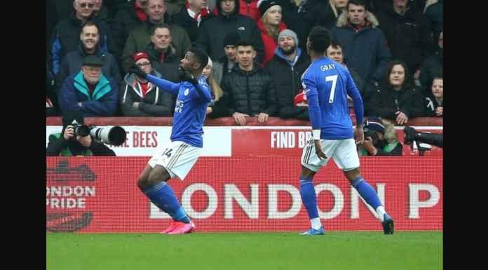 Iheanacho Bawa Leicester City Lolos FA Cup Tapi Dennis Praet Juaranya