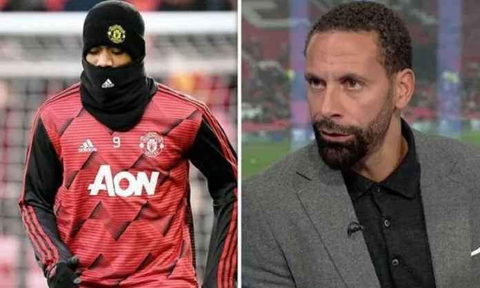 Rio Ferdinand Kritik Anthony Martial Usai Kalah dari Burnley