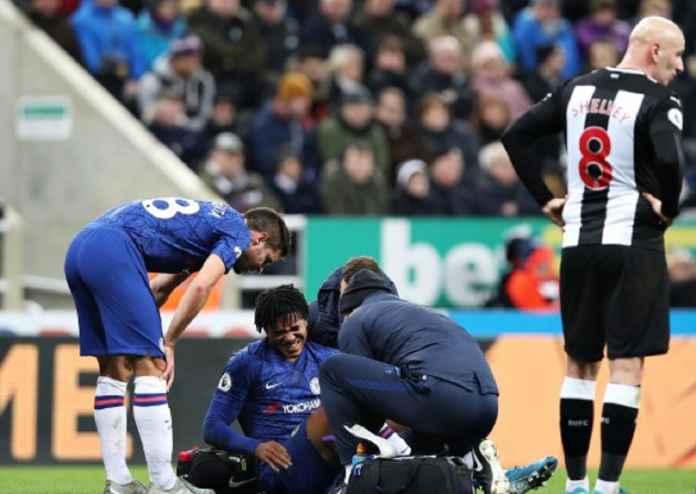 Chelsea Lega, Reece James Tak Cedera Serius Usai Dikalahkan Newcastle