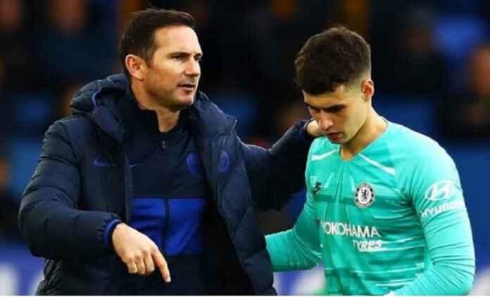 Pelatih Chelsea Kritik Penurunan Performa Kepa