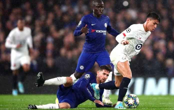 Chelsea Lanjutkan Perburuan Empat Besar