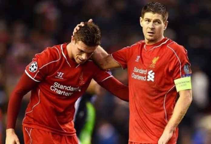 Jordan Henderson Sempat Kesulitan Gegara Steven Gerrard