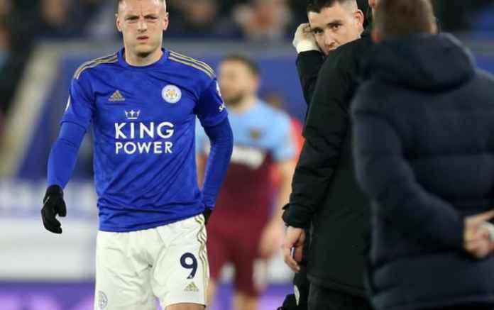 Leicester City Kembali Diperkuat Jamie Vardy Hadapi Aston Villa