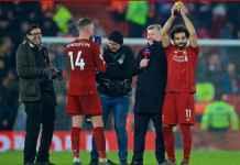 Liverpool Tak Berubah Usai Kalahkan Manchester United dan Melaju 16 Poin
