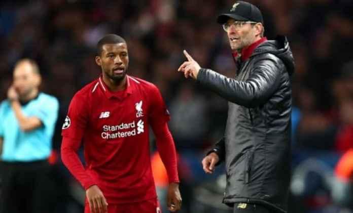 Liverpool Mungkin Lepas Georginio Wijnaldum Akhir Musim Ini