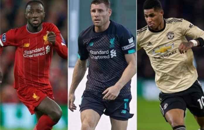 Liverpool dan Manchester United Kontras Menjelang Pertemuan, Minggu (19/1)