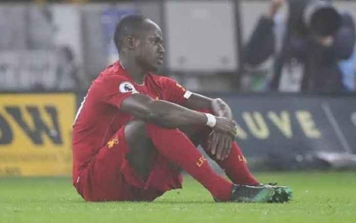Liverpool Menang, Tapi Kehilangan Sadio Mane