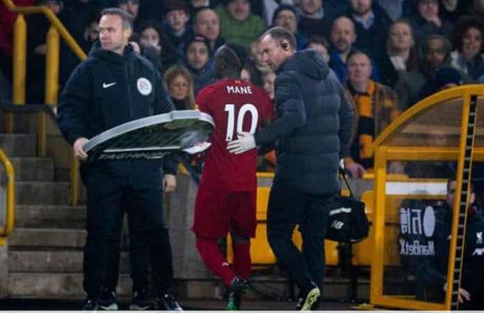 Liverpool Tanpa Sadio Mane di Dua Laga Sebelum Libur Musim Dingin