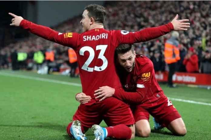 Liverpool Umumkan Banderol Shaqiri, Tapi Tak Berlaku di Bulan Ini