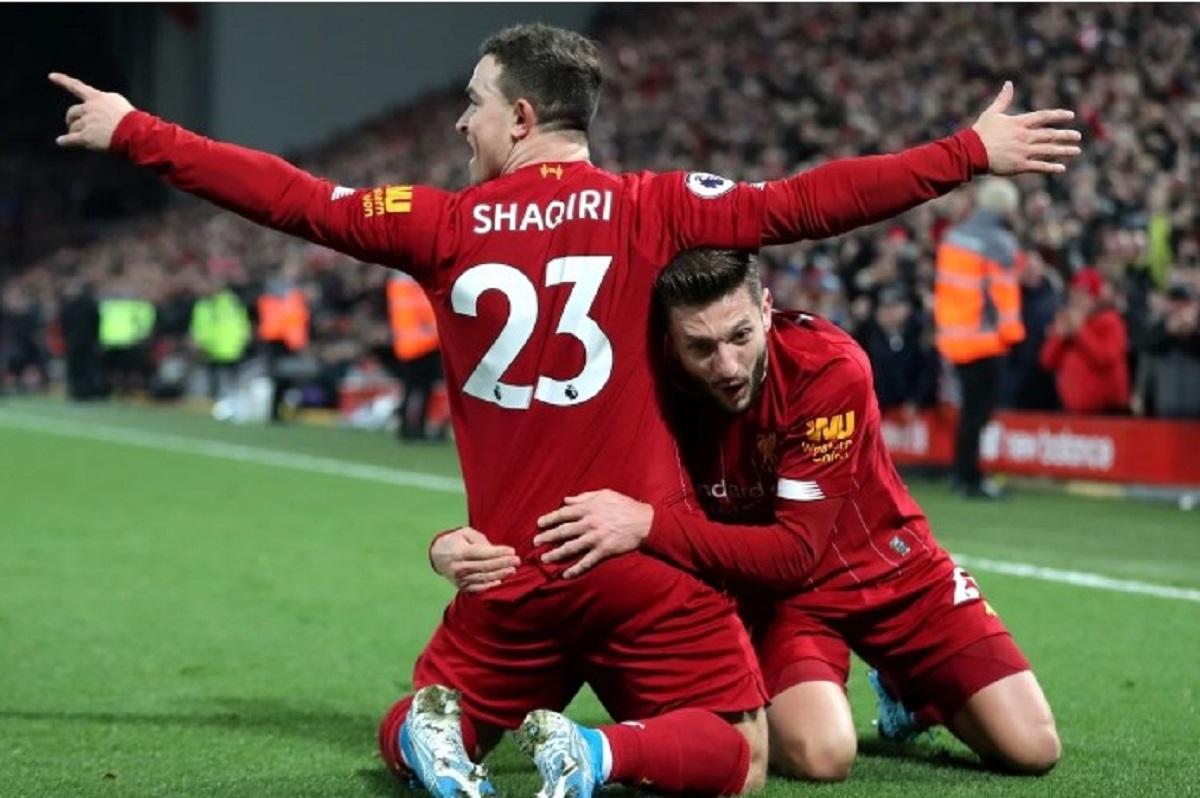 Liverpool Umumkan Banderol Shaqiri Tapi Tak Berlaku Di