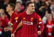 Liverpool Tolak Tawaran Roma untuk Xherdan Shaqiri