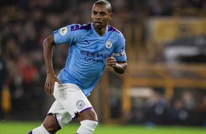 Manchester City Perpanjang Kontrak Fernandinho 12 Bulan