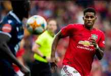 Marcus Rashford Menolak Istirahat dari Manchester United