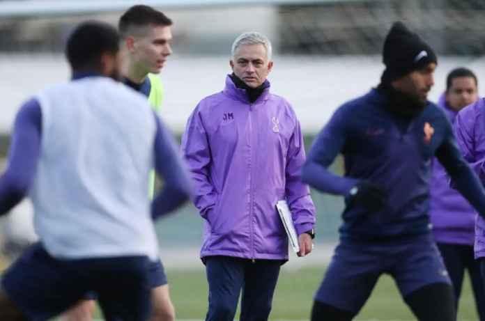 Jose Mourinho Mulai Kehilangan Dukungan Pemain Tottenham