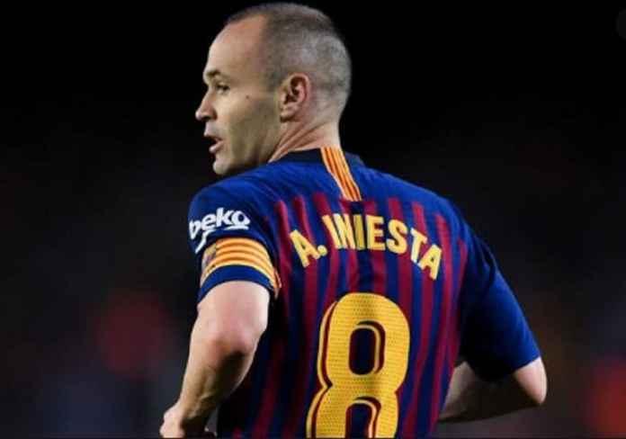 Andres Iniesta Sentil Barcelona Tak Hormati Pelatih