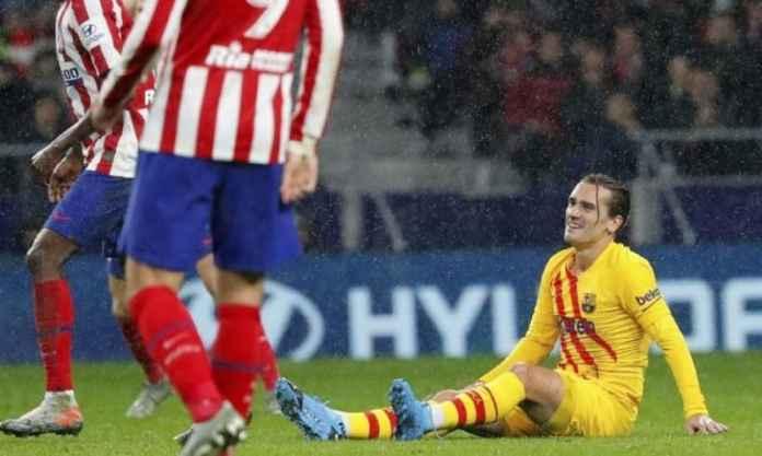 Barcelona vs Atletico Madrid: Urusan Antoine Griezmann yang Belum Selesai