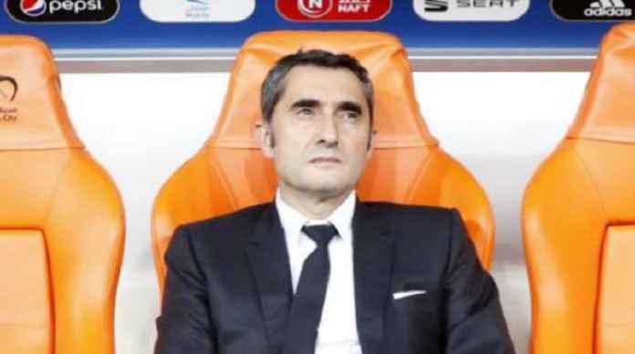 Ernesto Valverde Langsung Liburkan Skuad Barcelona Hingga Senin (13/1)