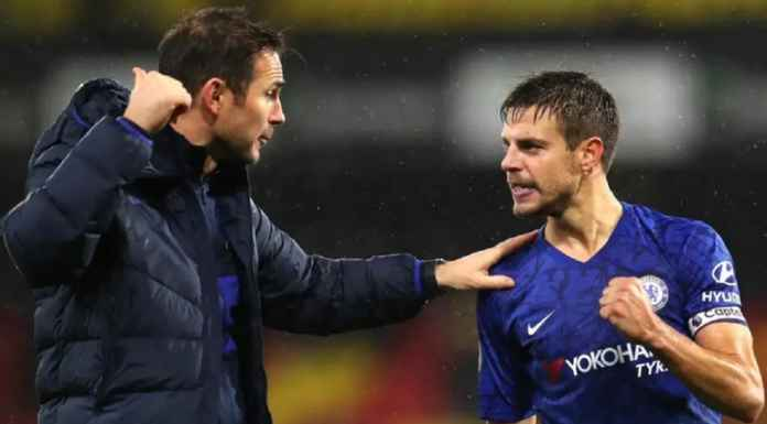 Kapten Chelsea Mohon Tak Diistirahatkan Frank Lampard