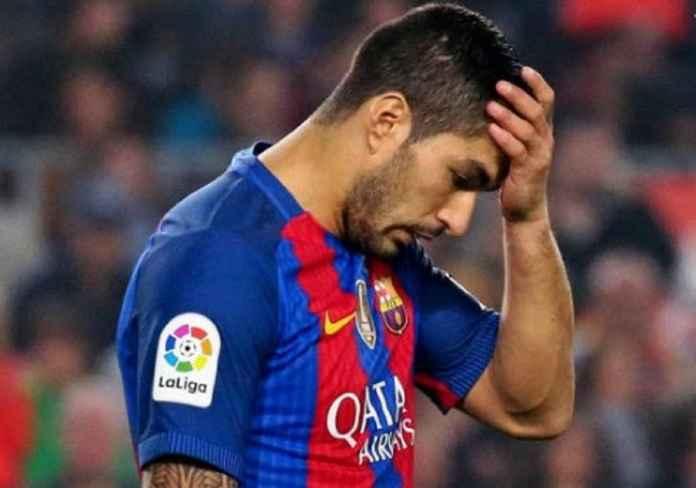 Luis Suarez: Bukan Salah Valverde Barcelona Kalah di Piala Super