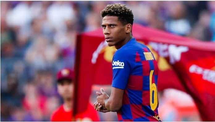 AC Milan Datangi Barcelona Rampungkan Transfer Todibo