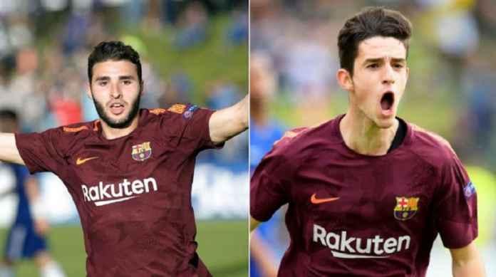 Barcelona Tunjuk Dua Pemain Muda Gantikan Luis Suarez, Ini Potensi Mereka