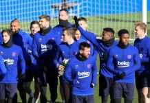 Barcelona Turunkan Lineup Ini Kontra Granada