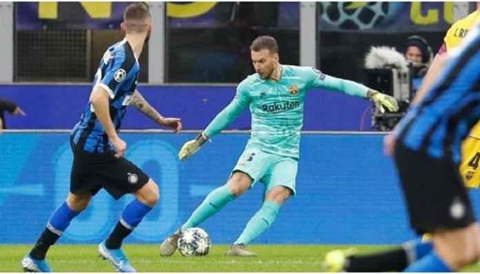 Barcelona Diragukan Bawa Neto ke Valencia Akibat Cedera Engkel