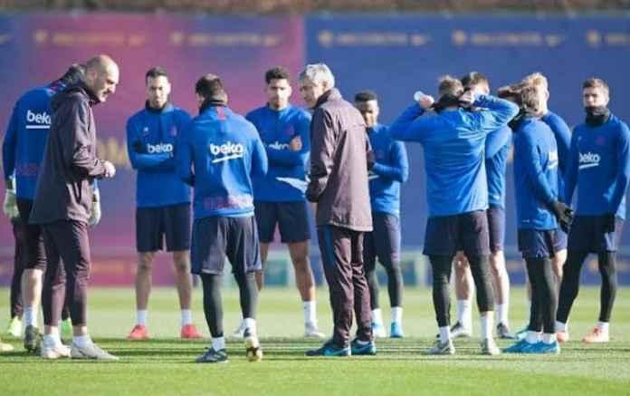 Barcelona Bisa Turunkan Line-up Ini di Kandang Valencia
