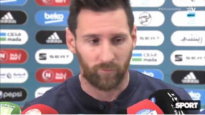 Lionel Messi Tegaskan Skuad Barcelona Tetap Dukung Ernesto Valverde