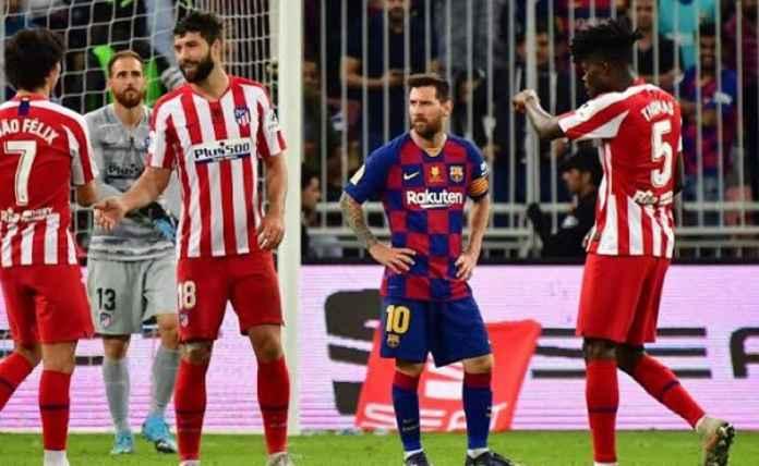 Barcelona Layak Berlaga di Final Clasico Piala Super Spanyol