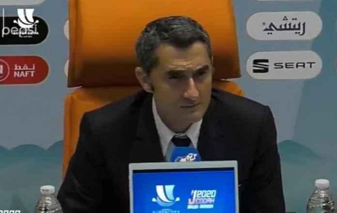 Ernesto Valverde Bakal Disidang, Walau Tetap Latih Barcelona Hari Ini