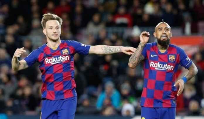 Barcelona Paksakan Transfer Ivan Rakitic di Akhir Bursa Transfer Januari