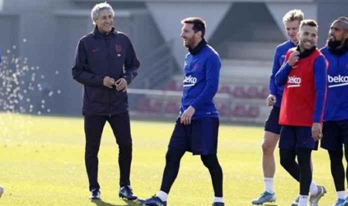 Lionel Messi Berubah Pikiran Usai Bertemu Pelatih Baru Barcelona