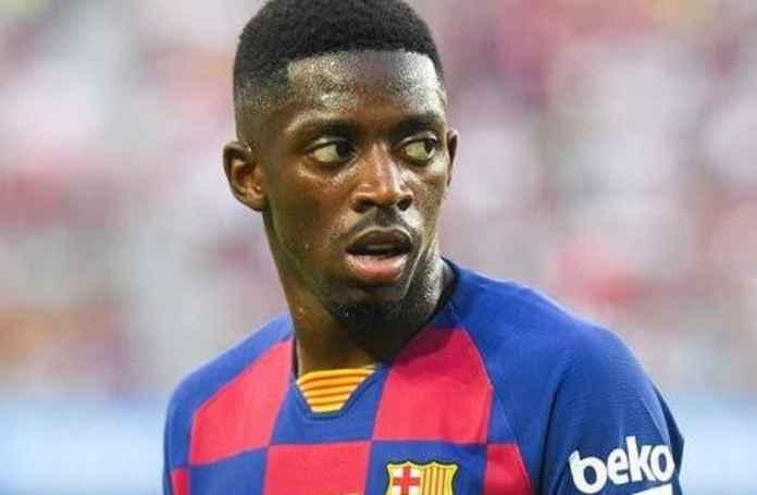 Ousmane Dembele Tak akan Tinggalkan Barcelona