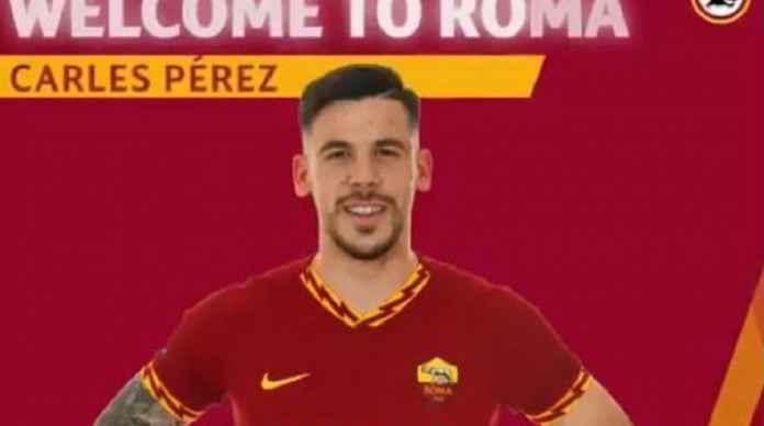 Barcelona Bersedia Lepas Carles Perez ke Roma Tapi Ogah Rugi
