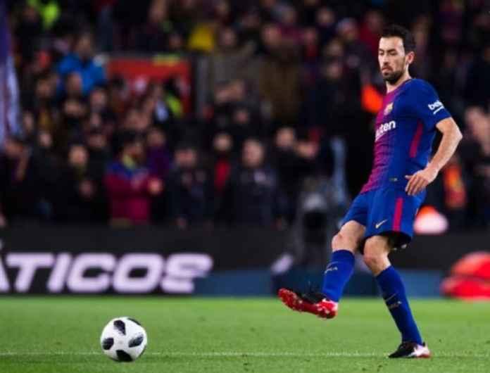 Sergio Busquets Akui Barcelona Kurang Konsisten