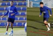 Quique Setien Panggil Dua Wajah Baru ke Skuad Utama Barcelona