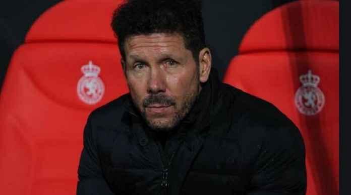 Diego Simeone Aman Walau Atletico Dipermalukan Tim Divisi Tiga