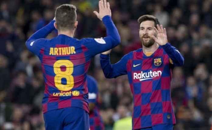 Lionel Messi yang Pertama Raih 500 Kemenangan di Spanyol