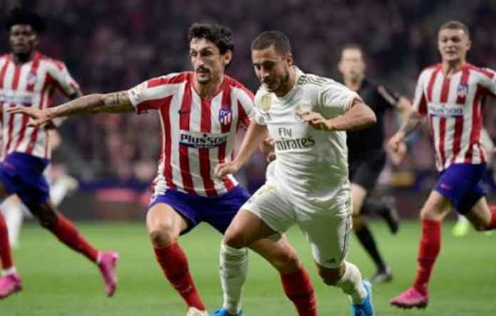 Momentum Memihak Real Madrid Pada Derby Sabtu Malam