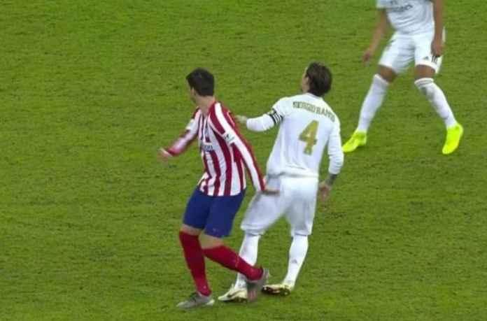 Sergio Ramos Absen 15 Hari dari Real Madrid Akibat Keseleo Engkel