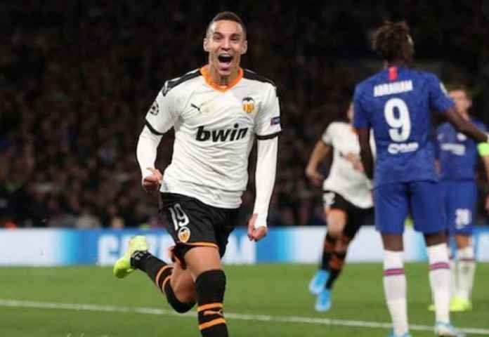 Rodrigo Moreno Setuju Tinggalkan Valencia dan Gabung Barcelona