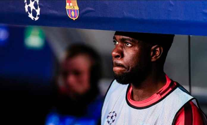 Samuel Umtiti Diantri Tiga Klub Inggris