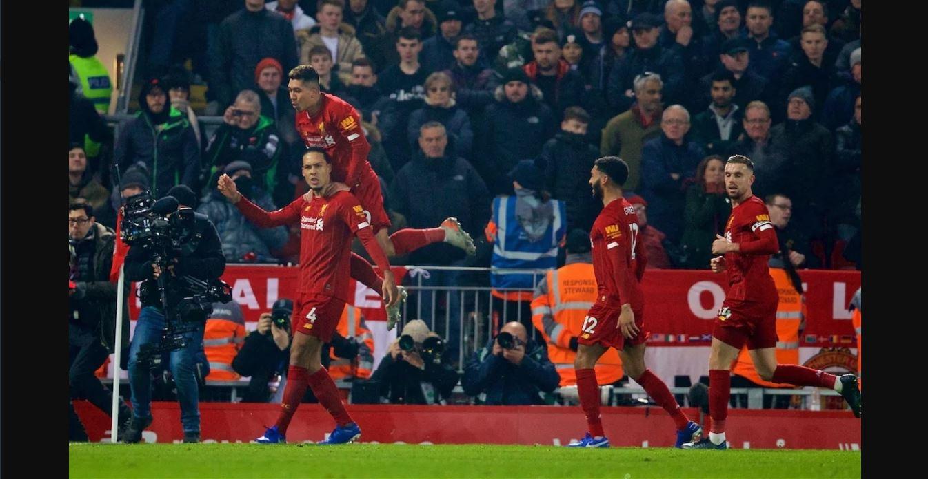 Pemain Liverpool Miskin Miskin Tapi Berprestasi Dibandingkan