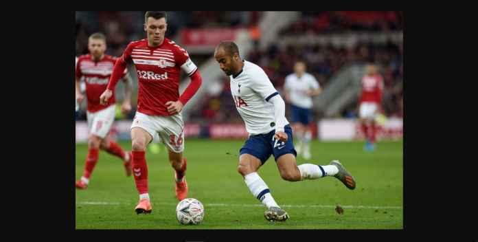 Hasil Piala FA Tottenham Batal Kalah Berkat Lucas Moura